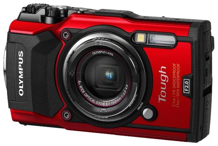 Olympus Компактный фотоаппарат  TG-5