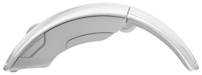Мышь Microsoft Arc Mouse Limited Edition White USB