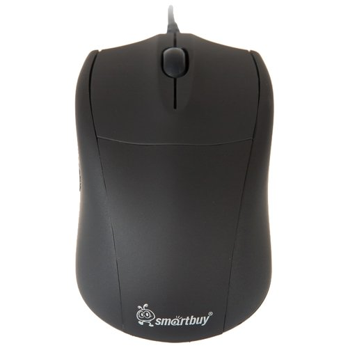 Мышь SmartBuy SBM-325-K Black USB smartbuy one 345ag black мышь беспроводная