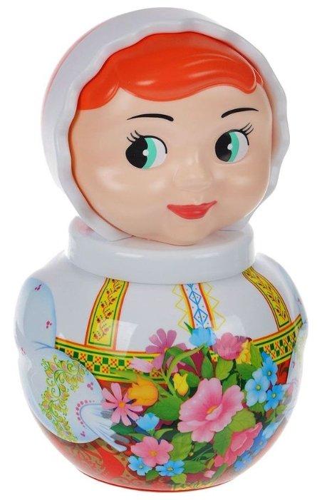 Неваляшка Стеллар Аленушка, упаковка коробка (01698) 18 см
