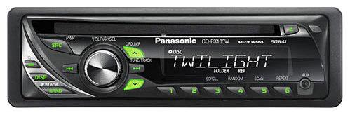 Автомагнитола Panasonic CQ-RX105W
