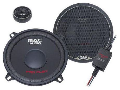Сравнение с Mac Audio Mac PRO Flat 2.13