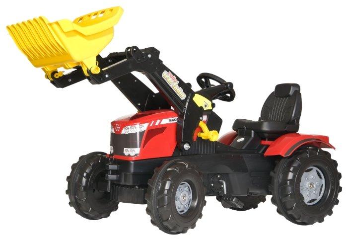 Веломобиль Rolly Toys Farmtrac MF 7726 (611133)