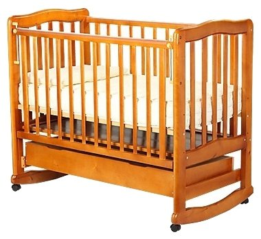 Кроватка Карат Катюша 3