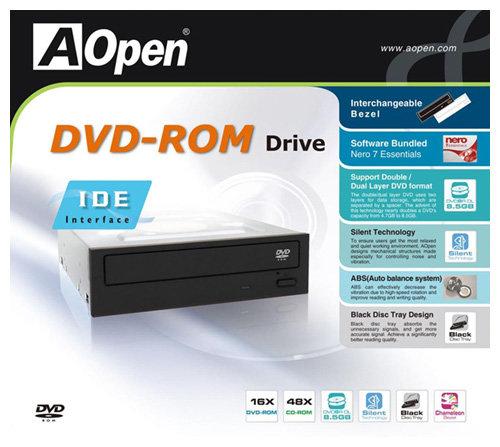 Aopen DVD1648PA