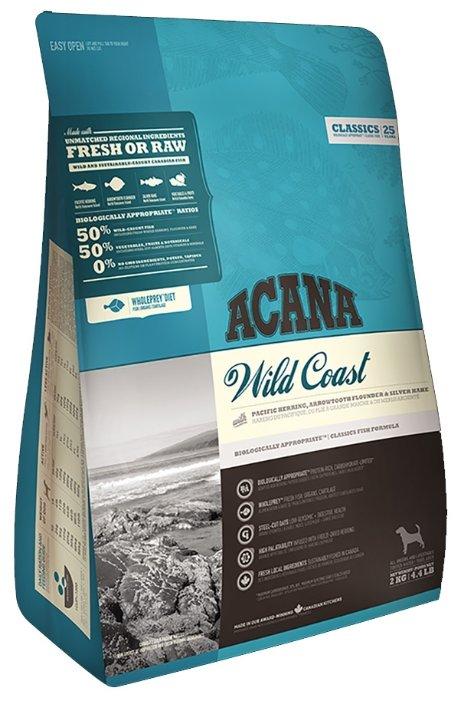 Корм для собак Acana Wild Coast