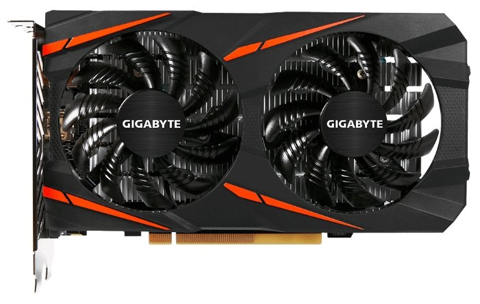 GIGABYTE Видеокарта GIGABYTE Radeon RX 460 1212Mhz PCI-E 3.0 2048Mb 7000Mhz 128 bit DVI HDMI HDCP