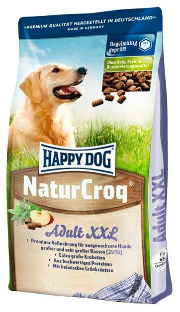 Happy Dog NaturCroq XXL для собак крупных пород (15 кг)