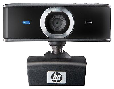 HP Веб-камера HP Deluxe Webcam KQ246AA