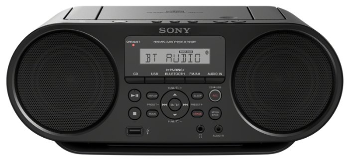 Sony Магнитола Sony ZS-RS60BT