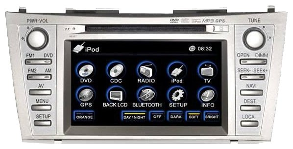 Автомагнитола FlyAudio E7502NAVI