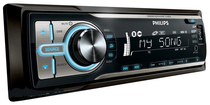 Автомагнитола Philips CEM220