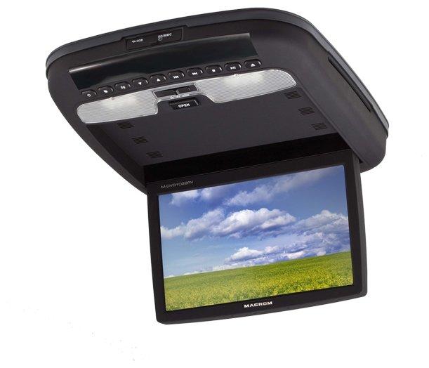 Автомобильный монитор Macrom M-DVD1022RV