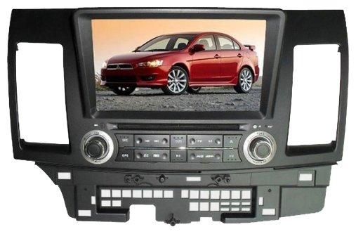 Автомагнитола HITS HT 6031 DG GPS