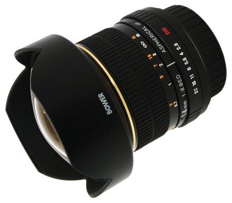 Bower 14mm f/2.5 Nikon F