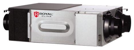 Вентиляционная установка Royal Clima SOFFIO RCS 500