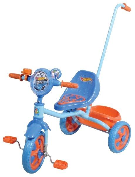 Трехколесный велосипед 1 TOY Т57574 Hot Wheels