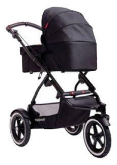 Универсальная коляска PHIL&TEDS Navigator v2 (2 в 1)