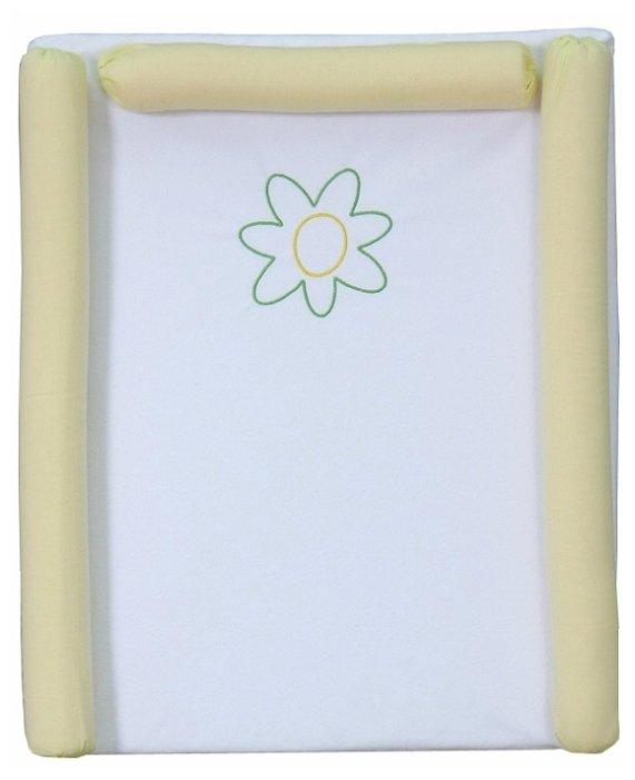 Пеленальный матрас Fairy 65х53