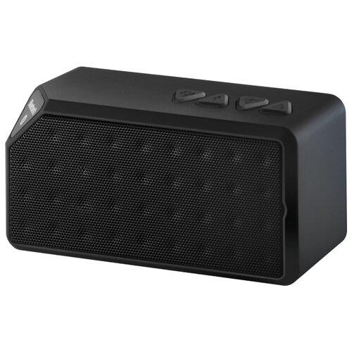 Портативная акустика Ginzzu GM-996B черныйПортативная акустика<br>