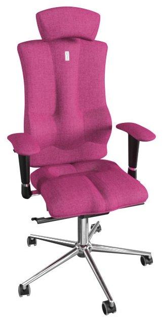 Компьютерное кресло Kulik System Elegance (с подголовником) фото 1