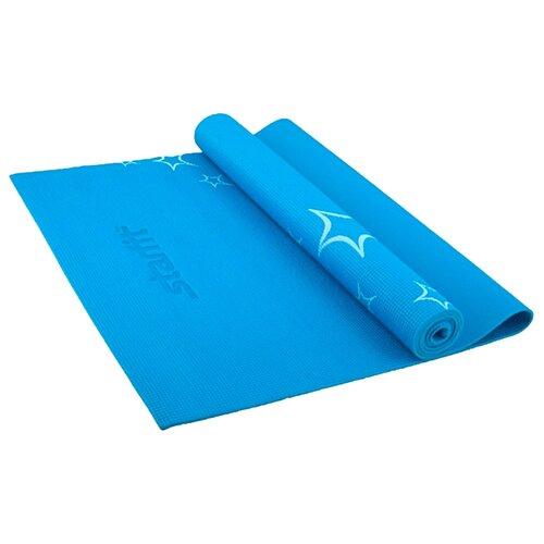 Коврик (ДхШхТ) 173х61х0.6 см Starfit FM-102 синий