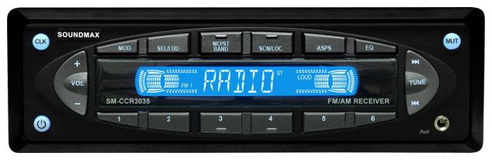SoundMAX SM-CCR3035 (2008)