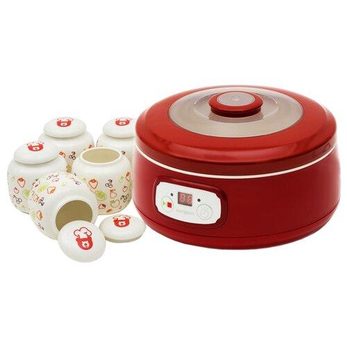 Йогуртница Oursson FE1502D красныйЙогуртницы<br>