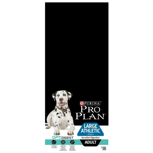 Корм для собак Purina Pro Plan (14 кг) Large Athletic Adult сanine Lamb with Rice dry
