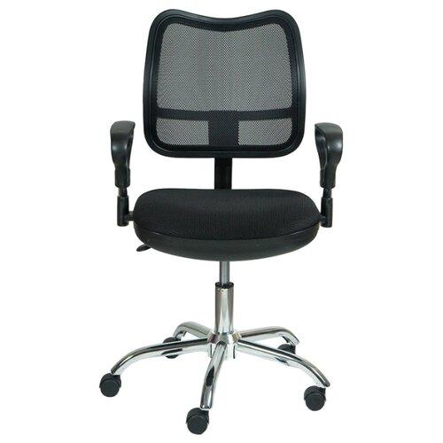 Компьютерное кресло Бюрократ CH-799SL, обивка: текстиль, цвет: черный TW-11