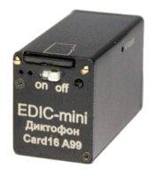 Edic-mini Диктофон Edic-mini Card 16 A99
