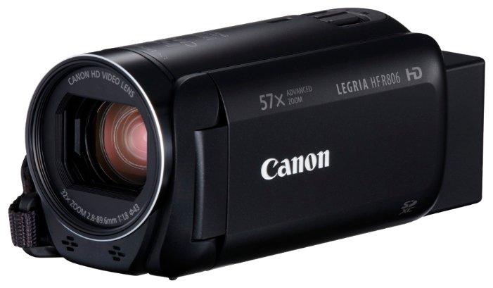 Canon Видеокамера Canon LEGRIA HF R806