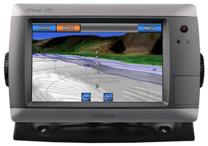Garmin GPSMAP 720