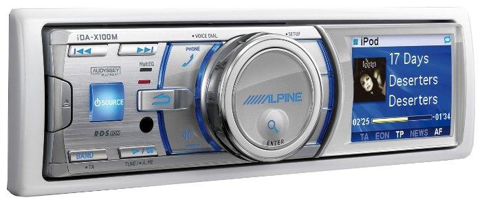 Автомагнитола Alpine iDA-X100M