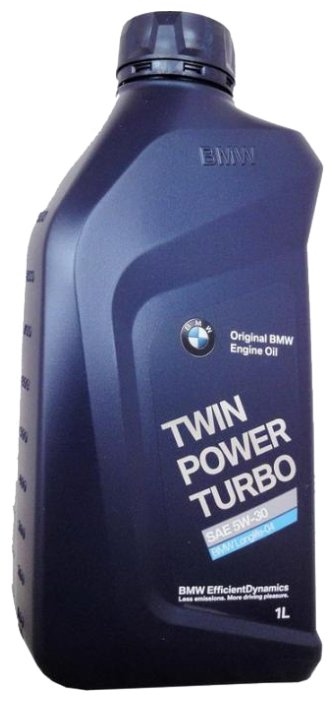 Моторное масло BMW TwinPower Turbo Longlife-04 5W-30 1 л