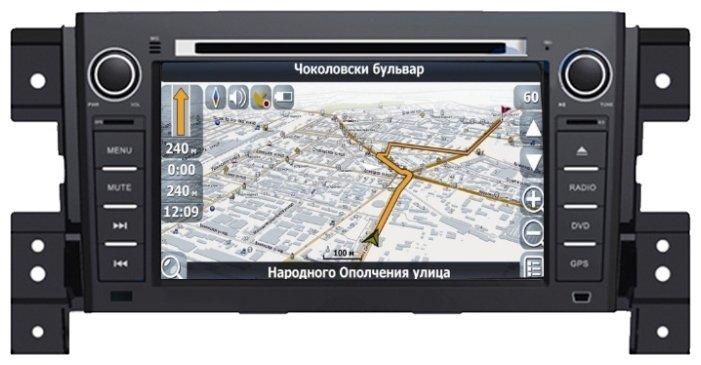 Автомагнитола FlyAudio E7015NAVI Suzuki Grand Vitara