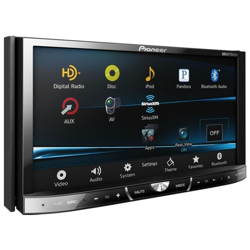 PIONEER AVH-X5500BT CAR MULTIMEDIA VISTA
