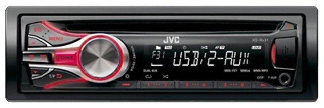 Автомагнитола JVC KD-R431
