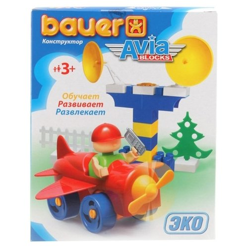 Конструктор Bauer Avia 305 32 элемента