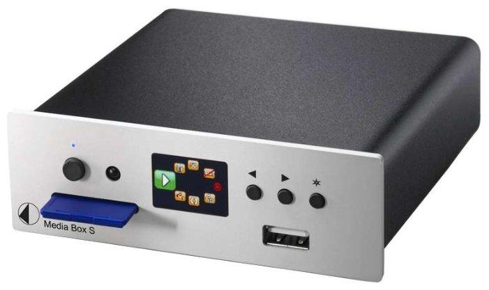 Pro-Ject Сетевой аудиоплеер Pro-Ject Media Box S