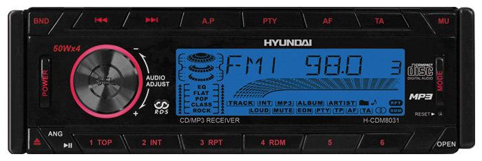 Автомагнитола Hyundai H-CDM8031