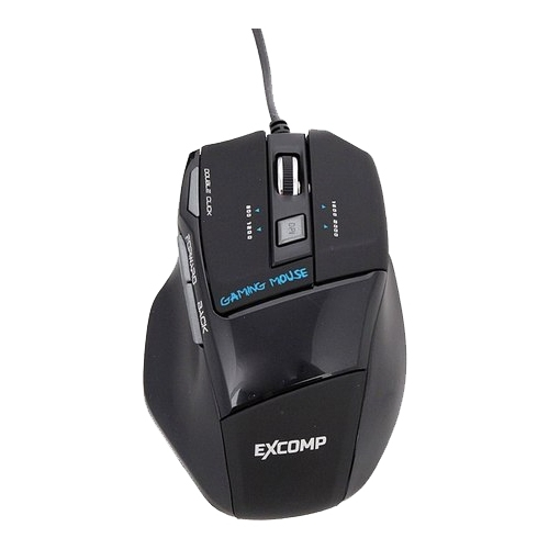 Мышь Excomp SL-928 Black USB