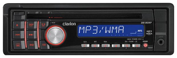 Автомагнитола Clarion DB186MP