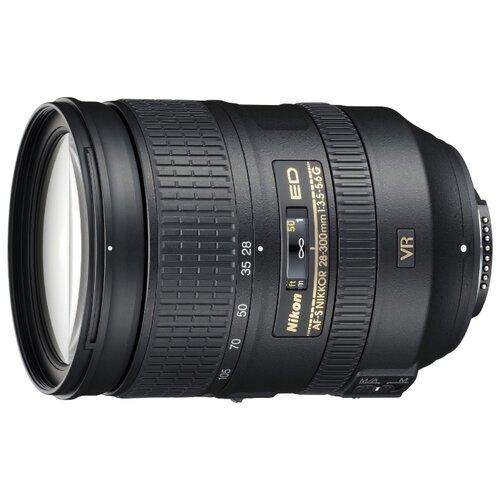 Фото - Объектив Nikon 28-300mm f/3.5-5.6G ED VR AF-S Nikkor объектив nikon af s nikkor 500mm f 5 6e pf ed vr