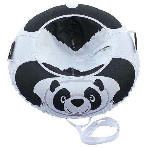 Купить Тюбинг Митек Панда 95 см черный/белый, Тюбинги