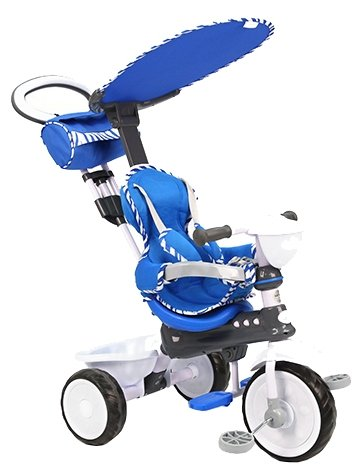 Трехколесный велосипед Grand Toys GT7874 LEXX Baby