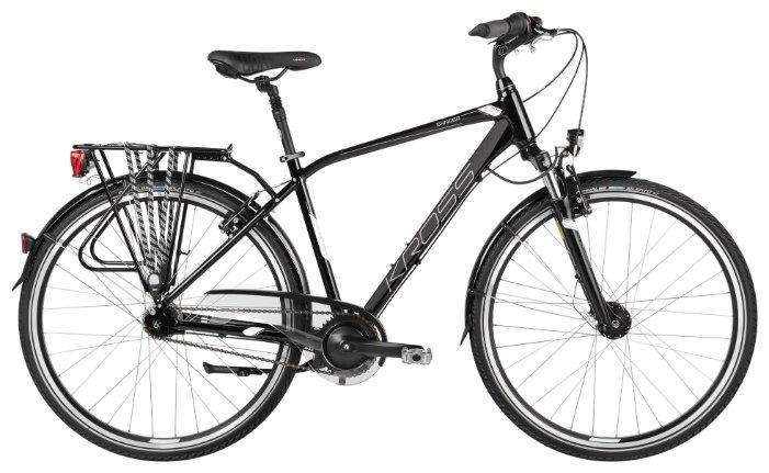 Велосипед для взрослых Kross Trans Sander (2017)