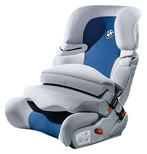 Автокресло группа 1/2 (9-25 кг) BMW Junior Seat I-II