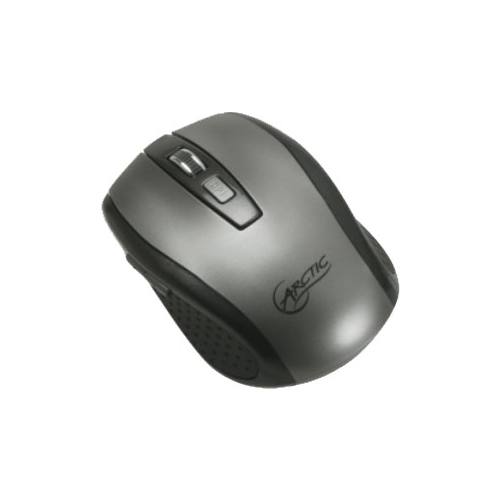 Мышь Arctic M361 Portable Wireless Mouse Black-Silver USB