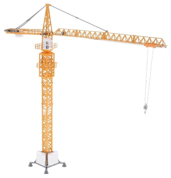 Подъемный кран ABtoys Спецтехника (C-00151) 1:50